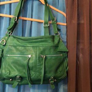 Kelley green  sorial  bag
